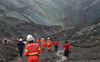 96 killed in landslide at Myanmar jade mine