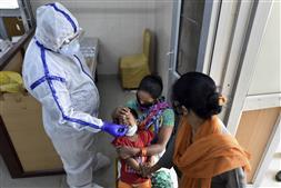 Over 2.75 lakh COVID-19 tests, 17K per day since rapid-antigen testing began in Delhi