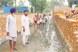 Life an ordeal in Punjab CM's ancestral village Mehraj