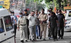 UP gangster Vikas Dubey killed in 'encounter' while being taken to Kanpur