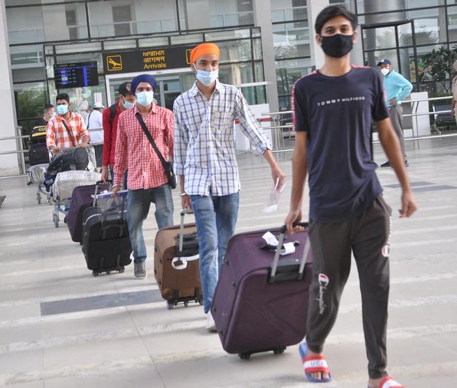 Two flights bring home 350 evacuees
