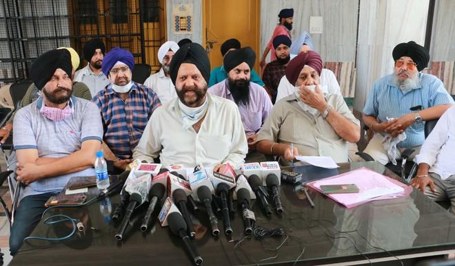 Sikh bodies in Jammu support Dhindsa's Akali Dal