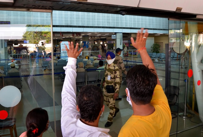 Jailed for flouting visa norms, 150 Punjabis return from Malaysia