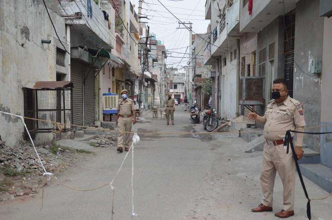 900 cases in 100 days in Ludhiana