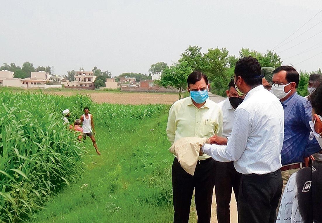 Sites shortlisted for Ambala airport