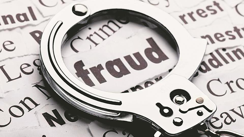 Two booked for fraud, forgery