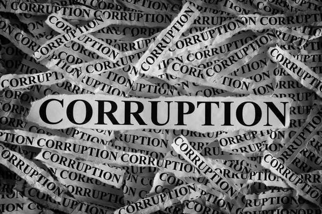 Corruption cases double in 5 years