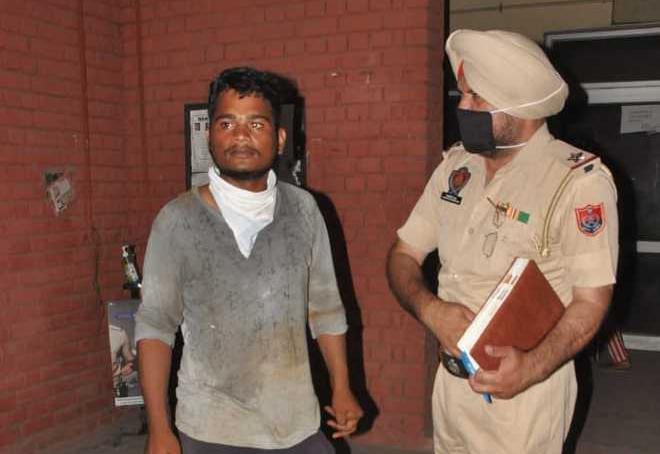 Youth injured in firing at Lohgarh