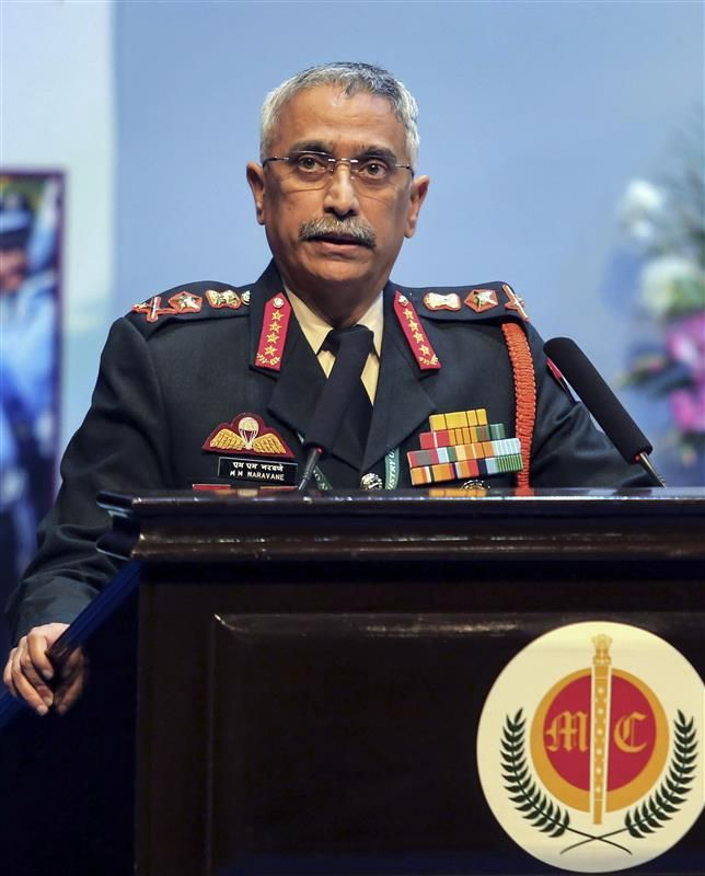 Army Chief for zero tolerance on ceasefire violations, infiltration