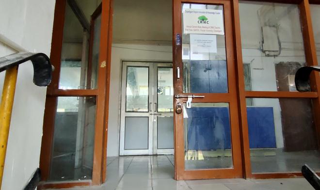 Lab at Panjab University raises eyebrows