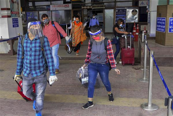 Passengers travelling to Punjab to compulsorily register on COVA app
