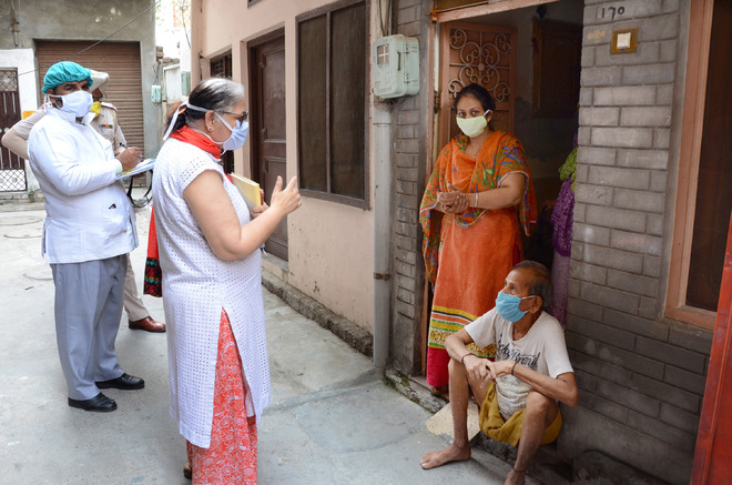 Admn creates three containment, 7 micro-containment zones in Jalandhar