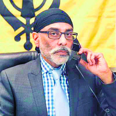 Sikhs For Justice's Pannu among 9 declared terrorists