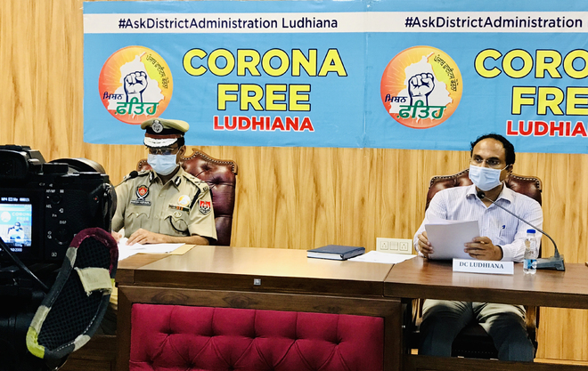 Commissioner of Police, Deputy Commissioner share government guidelines on social media