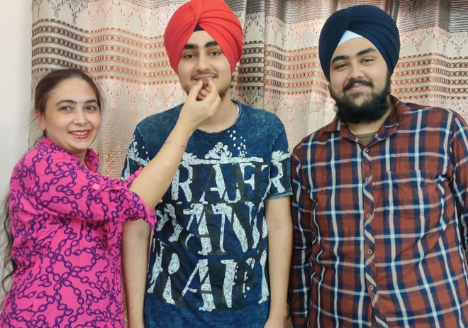 Amritsar's non-medical topper dreams of becoming a computer engineer