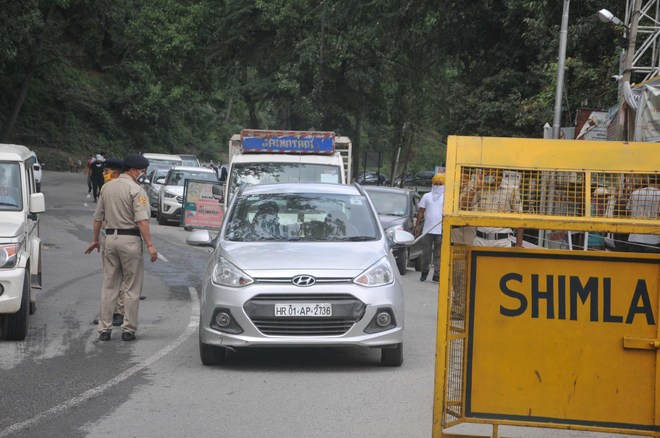 Himachal Govt goes strict over arrival of outsiders