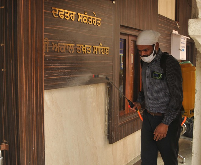 Covid-19 claims two more lives, 16 fresh cases in Amritsar