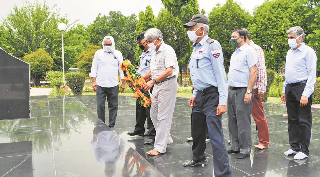 Webinar to pay tributes to Martyrs