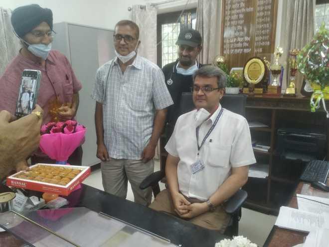 Day after probe begins, GMC-Amritsar Principal, deputy removed
