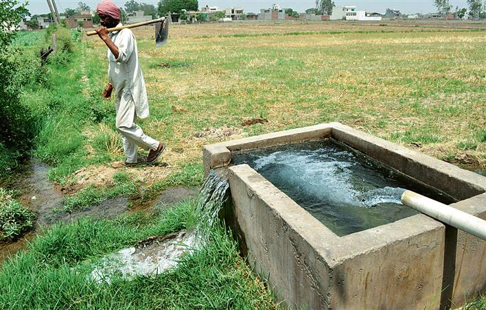 Rs1.57 cr plan to check depleting water table