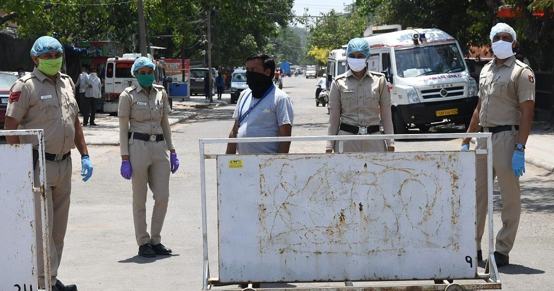 Chandigarh Police HQ shut to carry out sanitisation