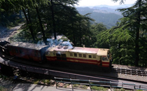 Toy train to Shimla — A  journey being missed