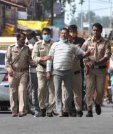 'Cop killer' Dubey nabbed in Ujjain