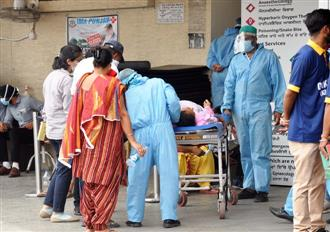 No respite: 18 more Covid-19 cases take dist tally to 1,033