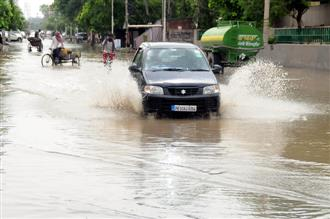 Bathinda waterlogged