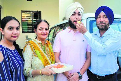 Prachi, Prabaldeep excel in Patiala