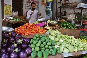Hike in fuel prices sends vegetable prices soaring