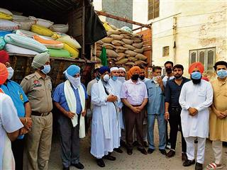 Muslim families of Malerkotla donate wheat to keep Golden Temple langar going