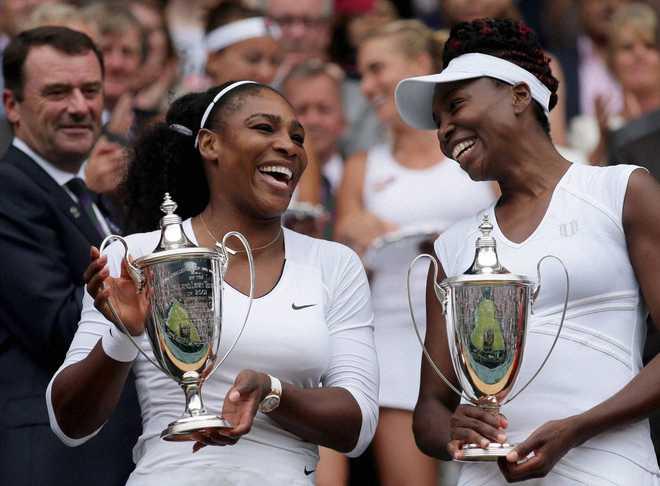 Serena begins WTA return against Pera in Lexington