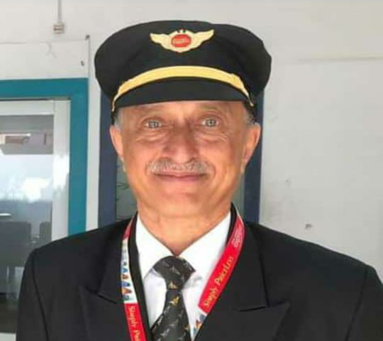 Pilot Deepak Sathe cremated; Maharashtra govt accords state funeral