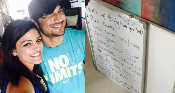 Sushant Singh Rajput's sister shares actor's to-do list for June 29, says he was 'planning ahead'