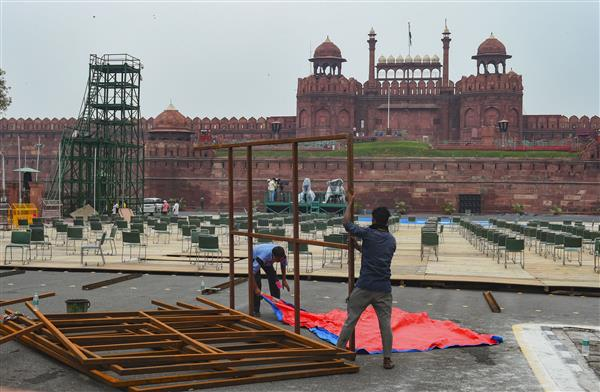 350 Delhi cops to participate in guard of honour at Red Fort quarantined