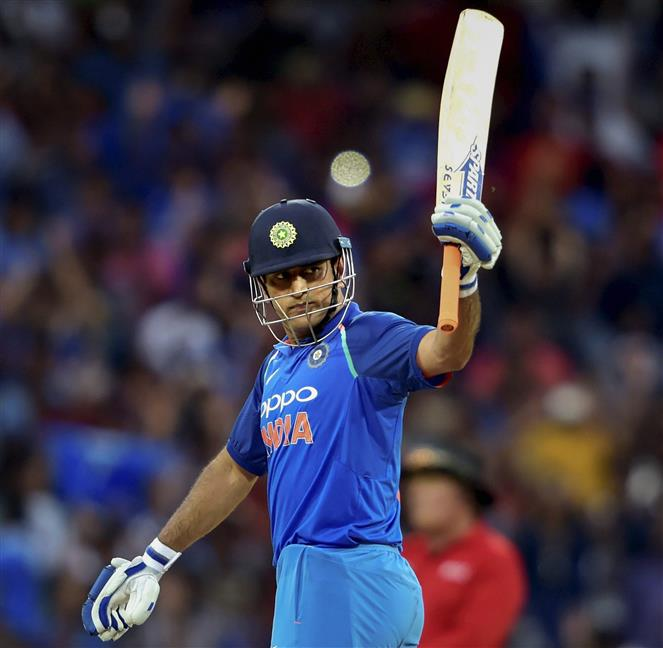 Out goes MSD: 'Greatest' Indian captain of modern era