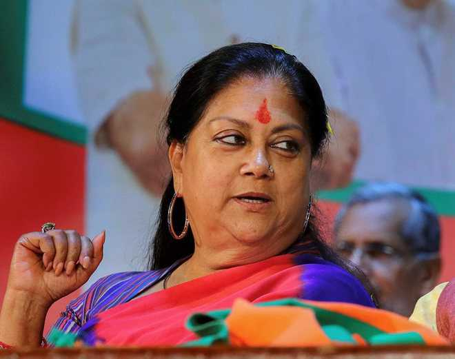 Ahead of Rajasthan Assembly session on August 14, BJP effects subtle change in its strategy