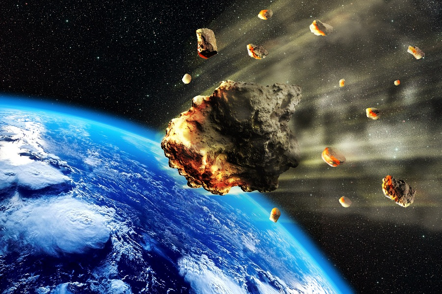 A tiny asteroid may hit Earth a day before US election on November 3