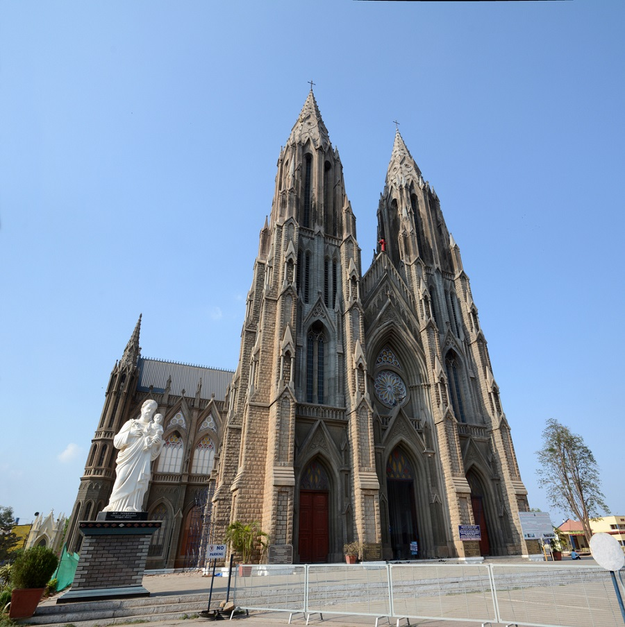 A Relic of St. Philomena of Italy In India?