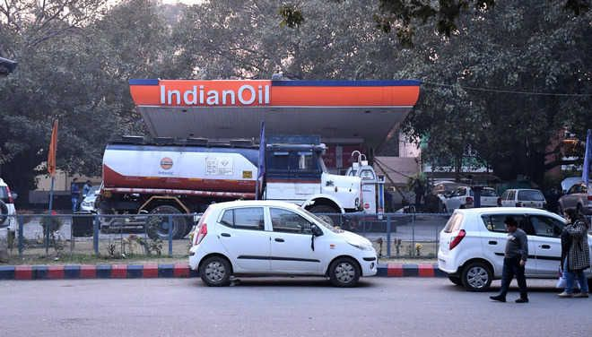 Indian Oil Corporation profit falls 47% to Rs 1,911 cr
