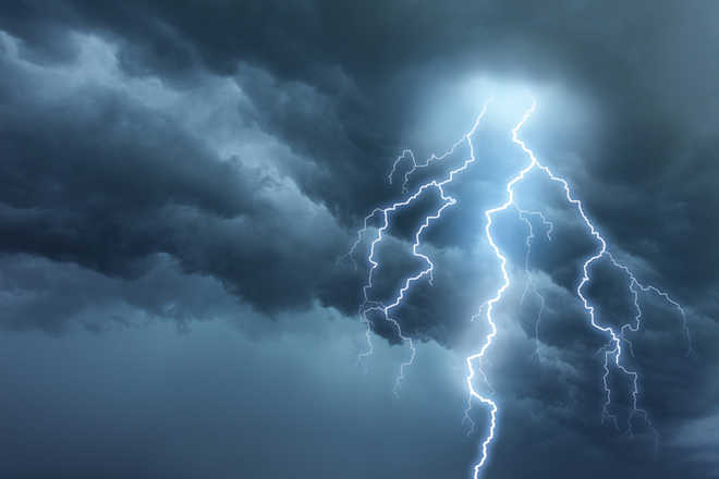 6 killed in lightning strikes in Odisha