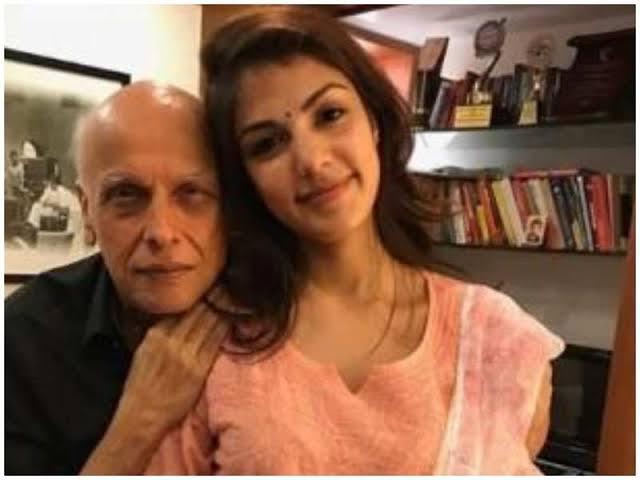 Rhea Chakraborty's call records reveal she talked to Mahesh Bhatt 16 times and Aditya Roy Kapur 23 times in last one year