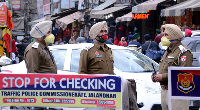 Weekend lockdown, daily night curfew from 7 pm to 5 am in all Punjab cities, towns from Friday - The Tribune India