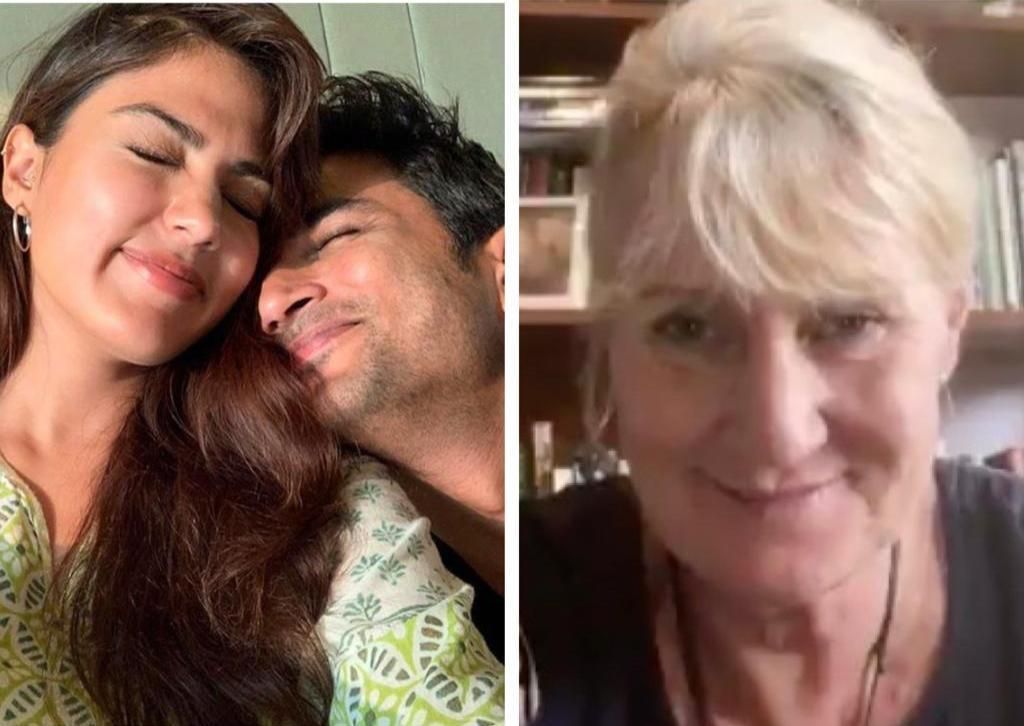 'He was in depression, Rhea Chakraborty was his biggest support,' reveals Sushant Singh Rajput's therapist