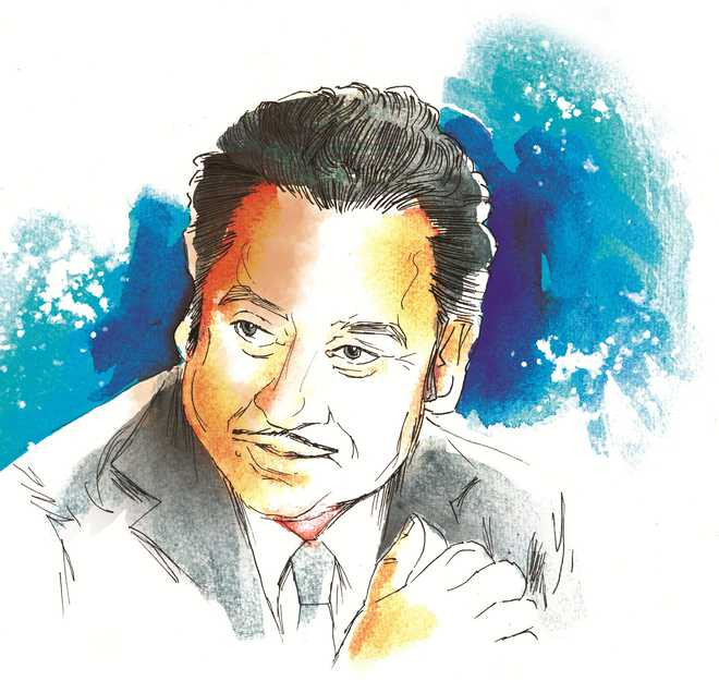 Kishore Kumar, whose 91st birthday falls today, eclipsed even his greatest contemporaries in Bollywood