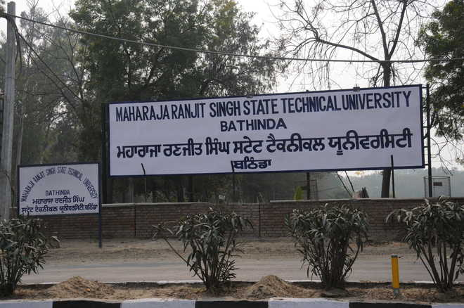 Charanjit Singh Channi launches MRSPTU portal