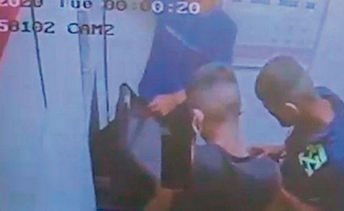 CCTV footage shared with Panchkula, Mohali police