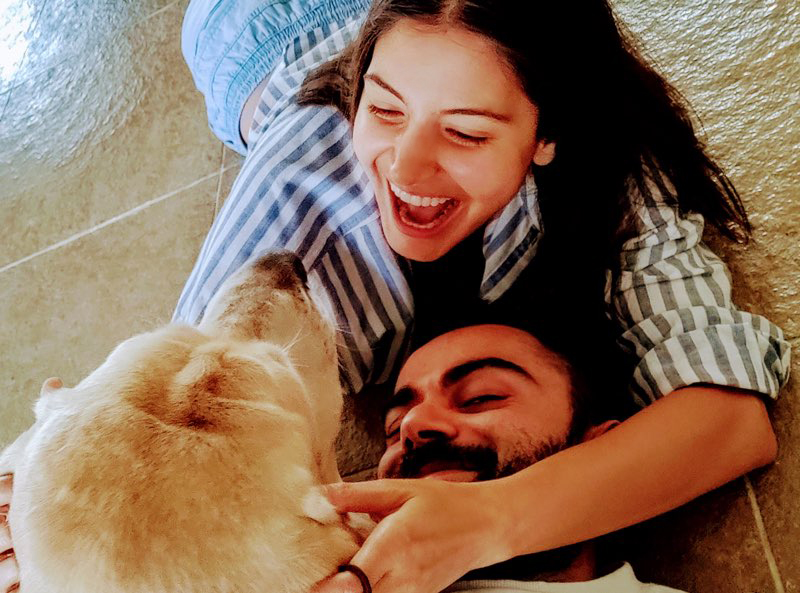 Here is Anushka Sharma's reply on being asked about having a baby