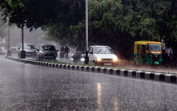 Chandigarh records highest 24-hr August rain in 10 years
